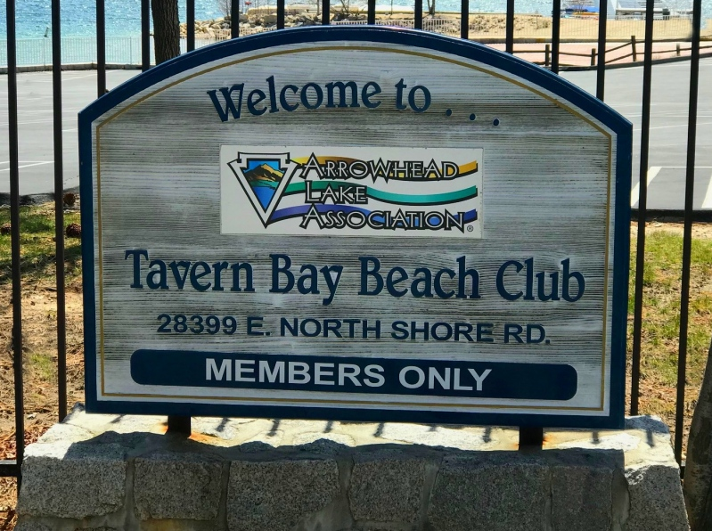Tavern Bay Beach Club