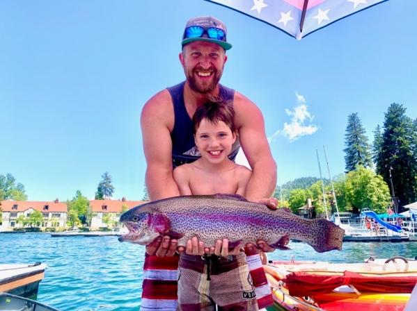 Fishing Arrowhead Lake Association